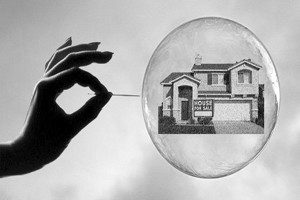 Buy to let bubble bursts