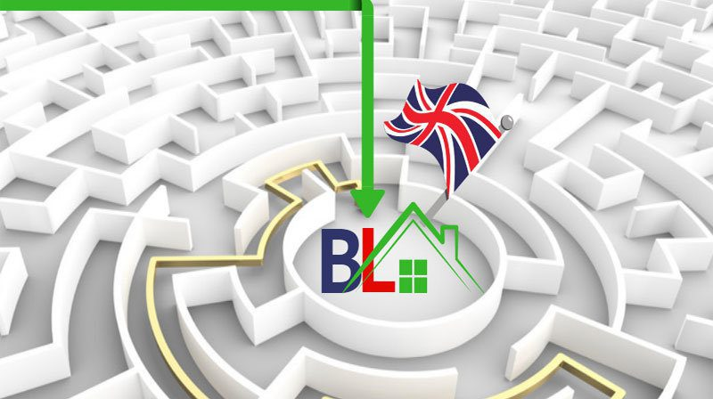 British landlords association contact page