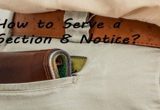 What is a Section 8 Notice?